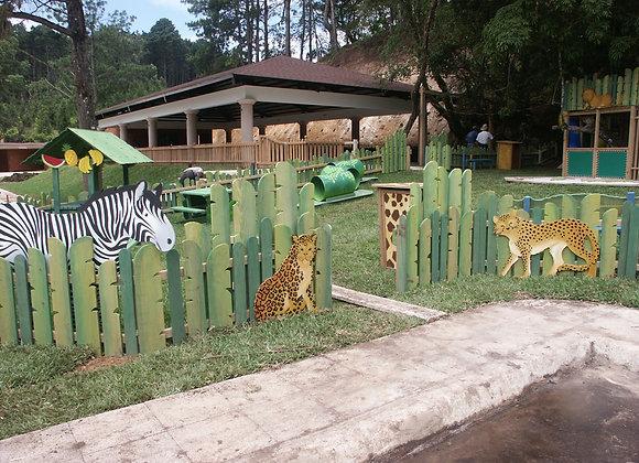 Tematizado Selva