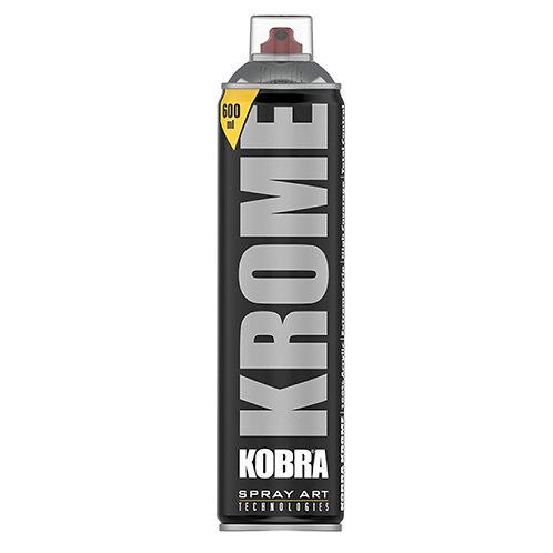 KOBRA | High Pressure 600ml | Krome / Gold