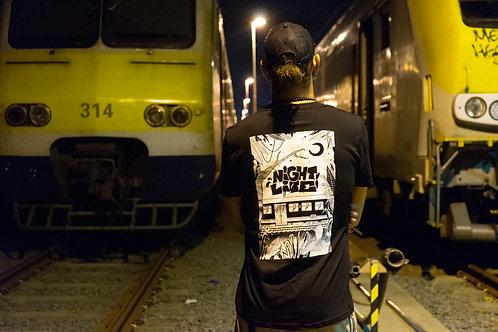 'Night Life' T-shirt
