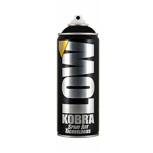 KOBRA | Low Pressure 400ml | Black