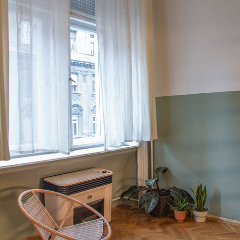 Airbnb Apartment in Budhapest