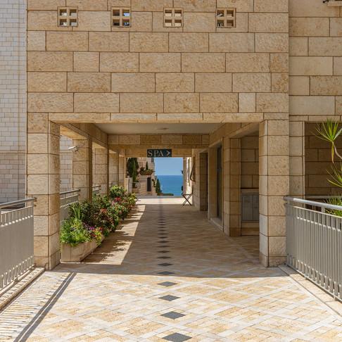 Andromeda project in Jaffa