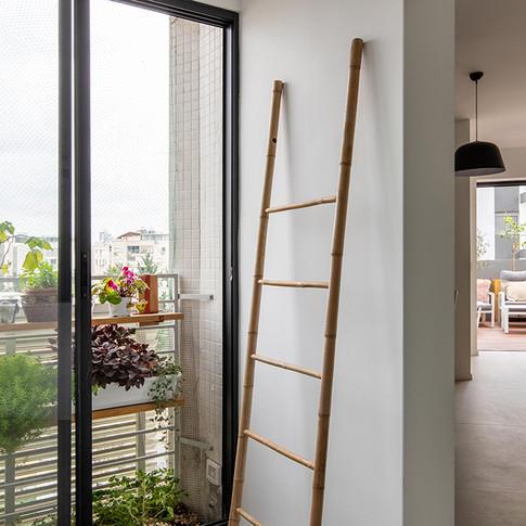 דירה עם מרפסת שווה במיוחד