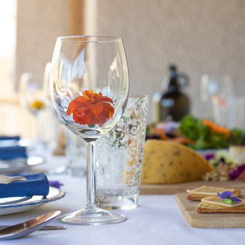 """""""Aviv"""" Edible flowers"""