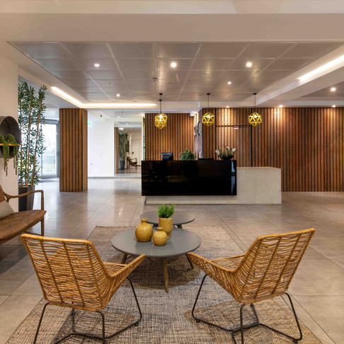 Corex Lobby Offices