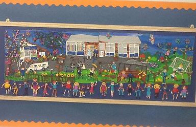 Foxs Piece Primary School Fimo Art Class