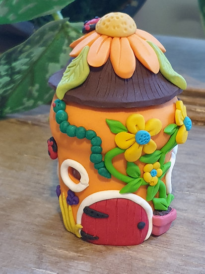 Fairy House Pot