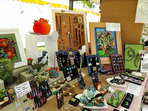 Gill's ClayCreations Craft Stall