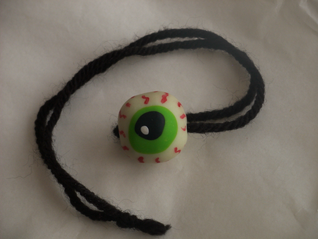 Eye Ball Pendant