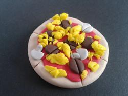 Pizza Fridge Magnet