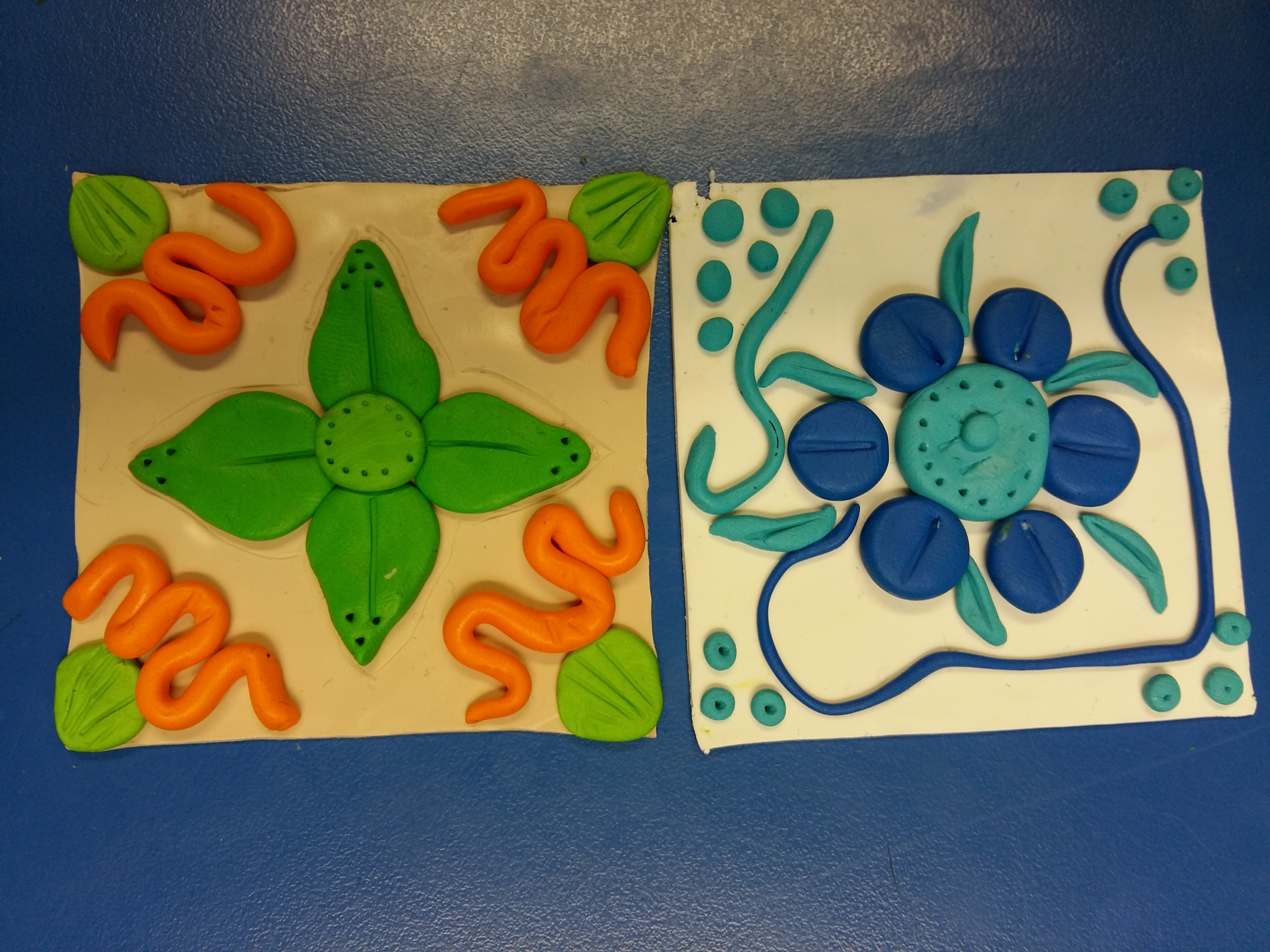 Staffordshire Pottery Tile Project