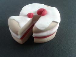 Cake Fridge Magnet