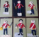 Fimo figures
