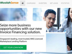 STRAITS TIMES: Crowdfunding platforms catches on