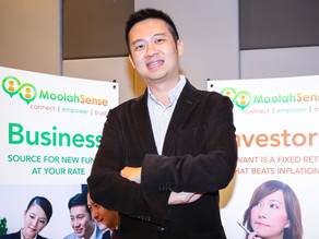 """Straits Times Money: """"Crowd-funding platform MoolahSense attracts $207,000 for Smaths Consulti"""