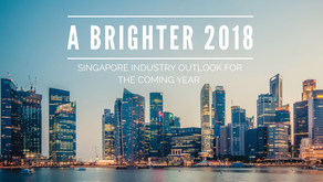 A BRIGHTER 2018: Singapore Industry Outlook for the coming year