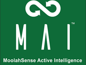 MoolahSense launches M.A.I., the first cloud and blockchain based AI that provides real-time anticip