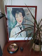 Salle de massage affiche Modigliani .jpg