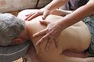 autre geste éventail du massage Hypothénuse