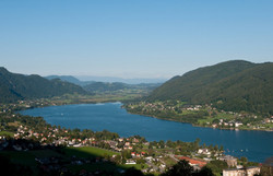 Ossiacher See Total View 2