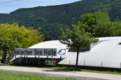 Ossiacher See Halle Front View