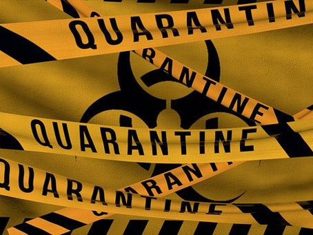 After Easter Quarantine