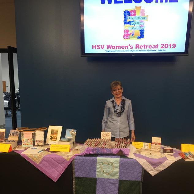 2019 HSV Debbie and Books.JPG