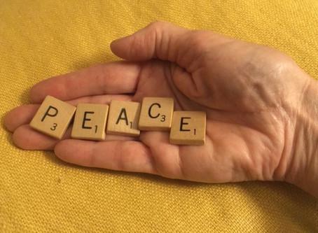 More Peace, Please!