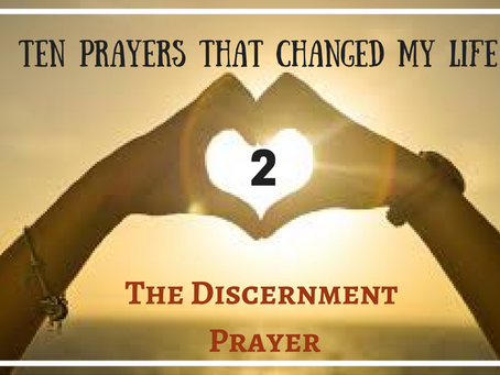 Praying for Discernment