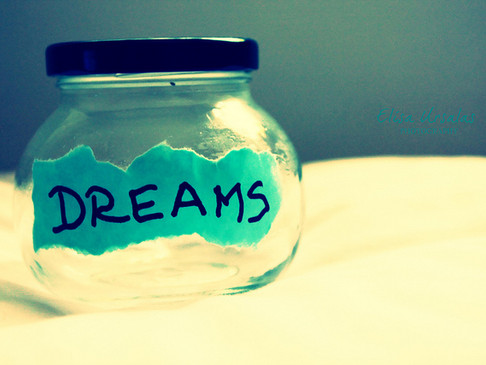 Praying Past my Dreams
