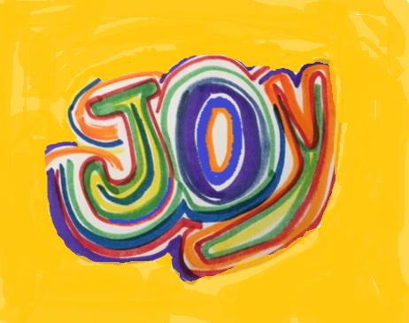 The Final Word is JOY!