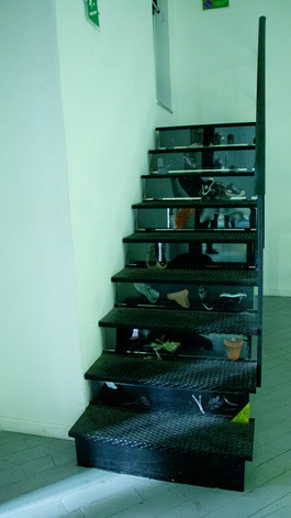 Stairs of Shoes