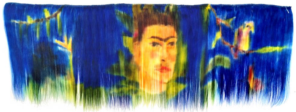 Homage to Frida Kahlo