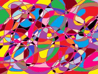 A little color doodle
