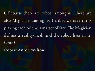 Robots and Magicians
