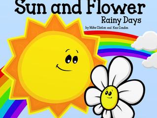Sun and Flower Rainy Days