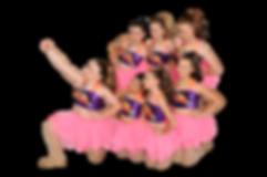 Wollongong Dance School for children. Girls having fun at dancing