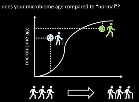 Bakterite abil saab ennustada inimese vanust