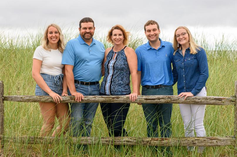 Escanba, Michigan Family Photoshoot