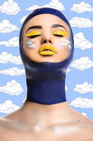 Her Head Got Stuck in the Clouds