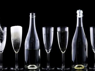 De geschiedenis van de champagne