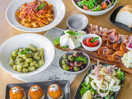 Ciao Mamma: Italian for everyone (even coeliacs and vegans!)