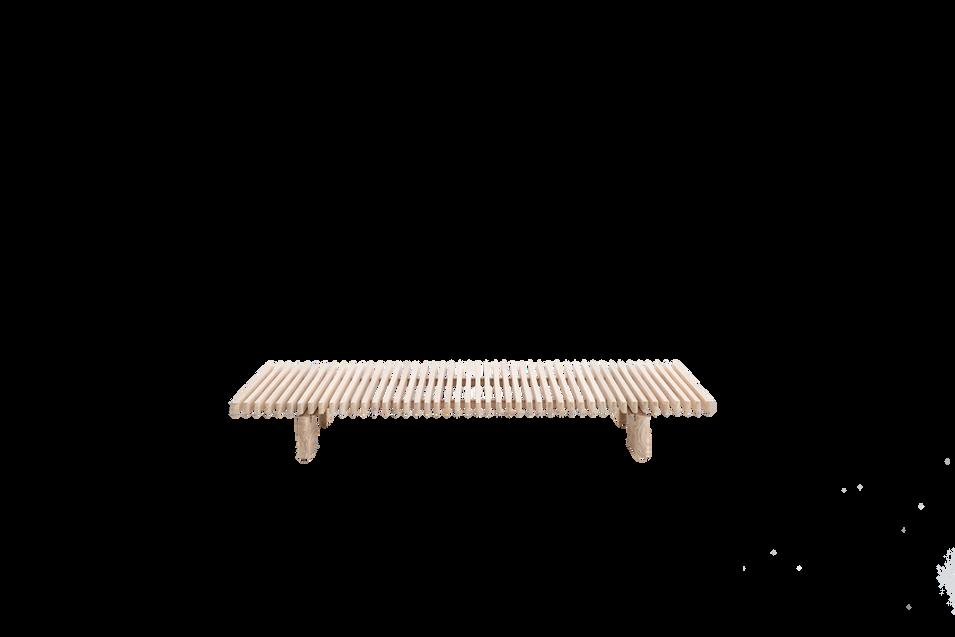 mesa de centro bello outdoor