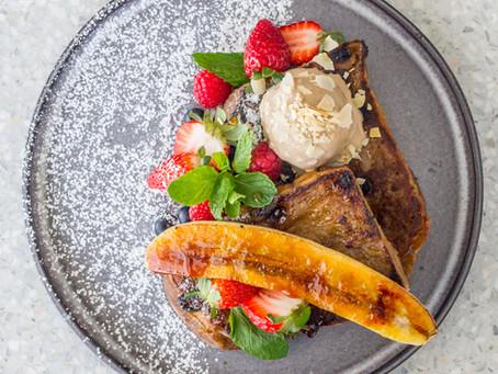 Happy as a lark: Northcote's Larks of Joy launches new vegan menu