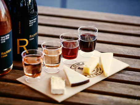 Free Chocolate, Cheese & Wine Festival for Mummy's Day!