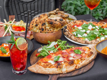 Ecco: Italian as good as you'd find in Roma