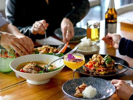 Bangpop's Vegan Thai Dinner is back!