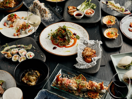 Grand Lafayette: All-you-can-eat Japanese for brunch