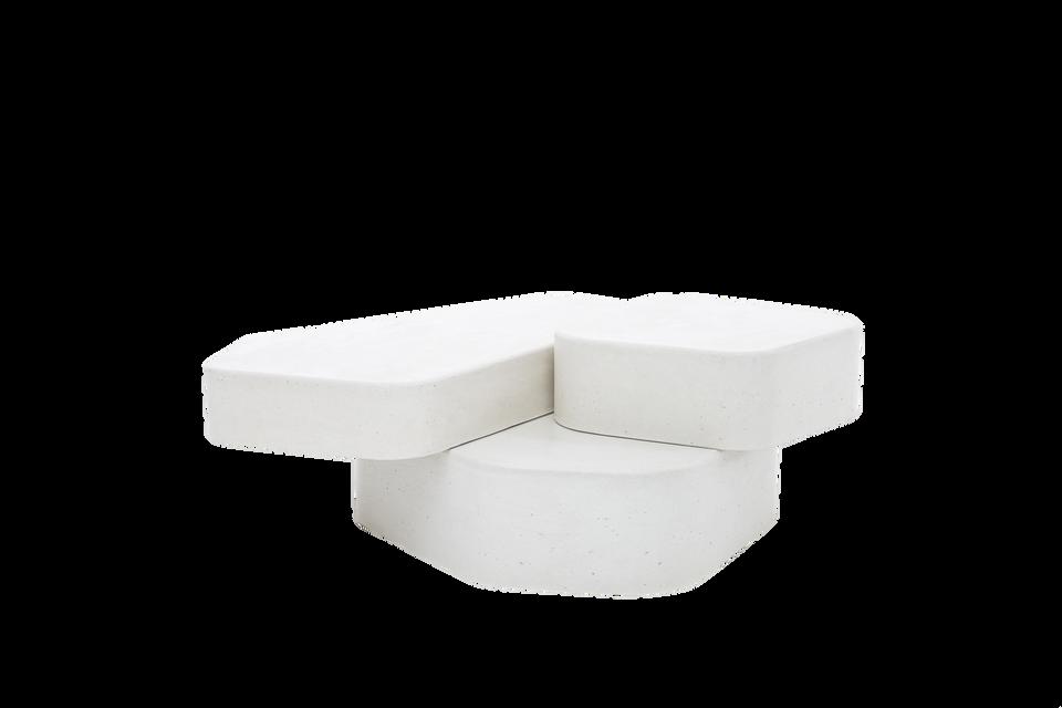 mesa de centro pedras