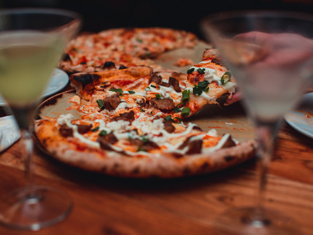 Blackout: Shisha, cocktails and pizza in Fitzroy